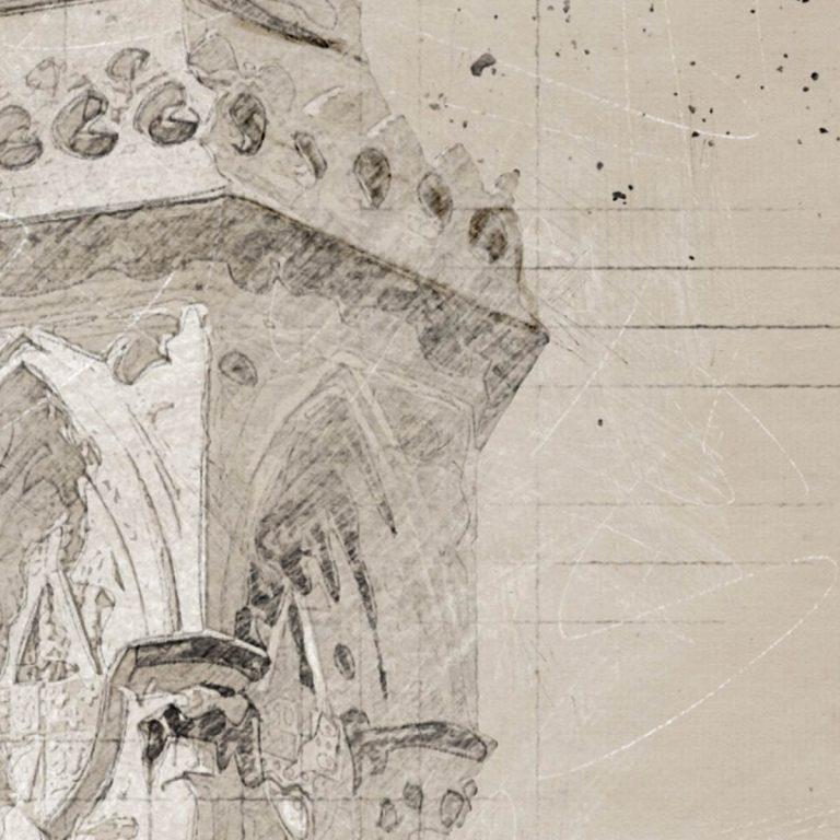 Banbury Cross detail 1