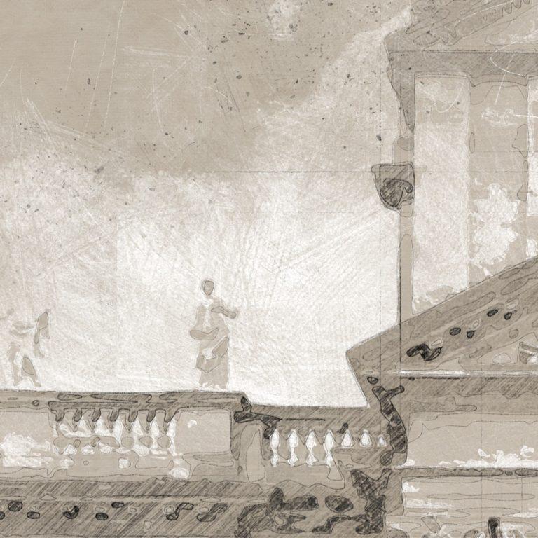 Blenheim Palace detail 1