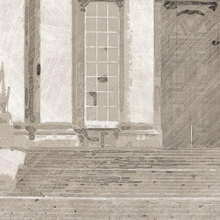 Blenheim Palace detail 2