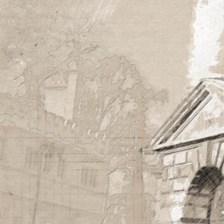 Radcliffe Camera detail 2
